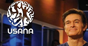 USANA and Dr Oz 291x154